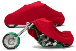 Form Fit Motorcycle Cover