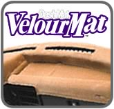 DashMat Dashboard Covers - DashMat VelourMat