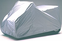 Silver ATV Covers