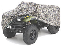 Camo ATV Covers