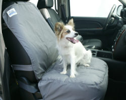 Canine Covers® Semi-Custom Bucket Seat Protector