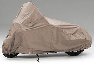 WeatherShield Motorcycle Cover