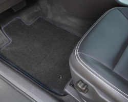 Premium Plush Custom Floor Mats